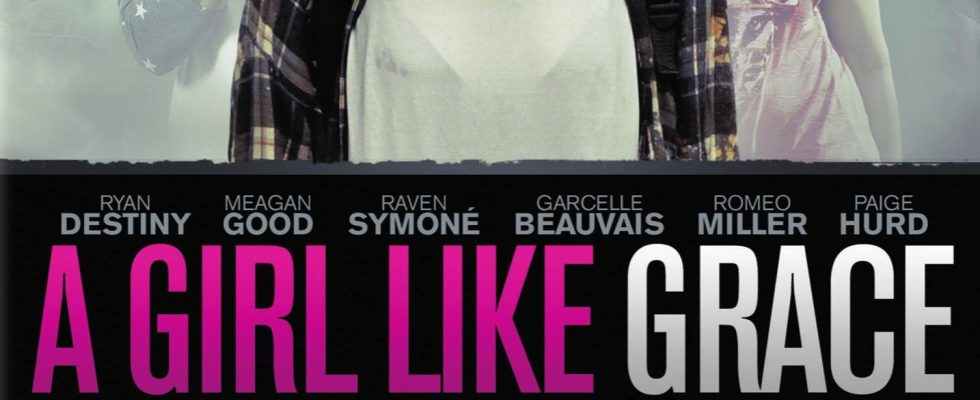 "Affiche du film ""A Girl Like Grace"""