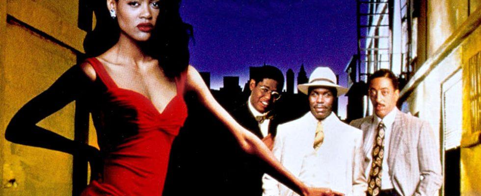"""Affiche du film """"A Rage in Harlem"""""""