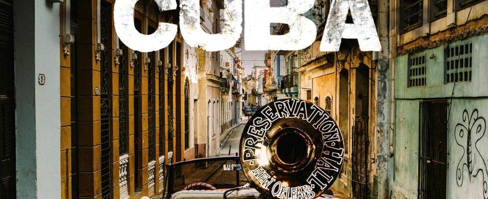"""Affiche du film """"A Tuba To Cuba"""""""