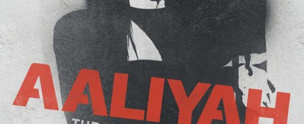 "Affiche du film ""Aaliyah : Destin brisé"""
