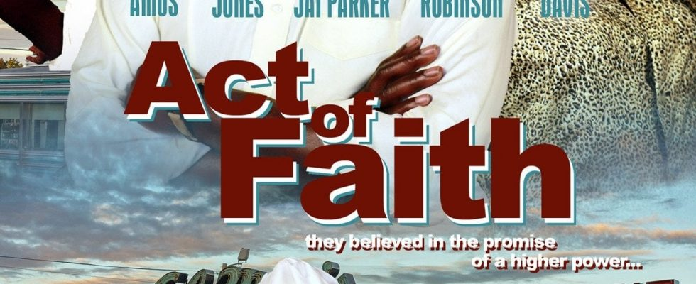 """Affiche du film """"Act of Faith"""""""