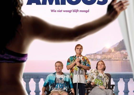 """Affiche du film """"Adios amigos"""""""