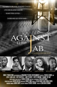 "Affiche du film ""Against The Jab"""