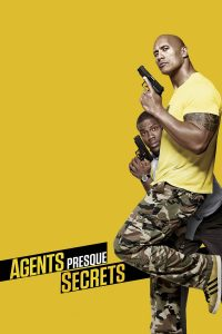"Affiche du film ""Agents Presque Secrets"""