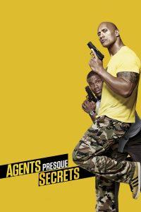"""Affiche du film """"Agents Presque Secrets"""""""