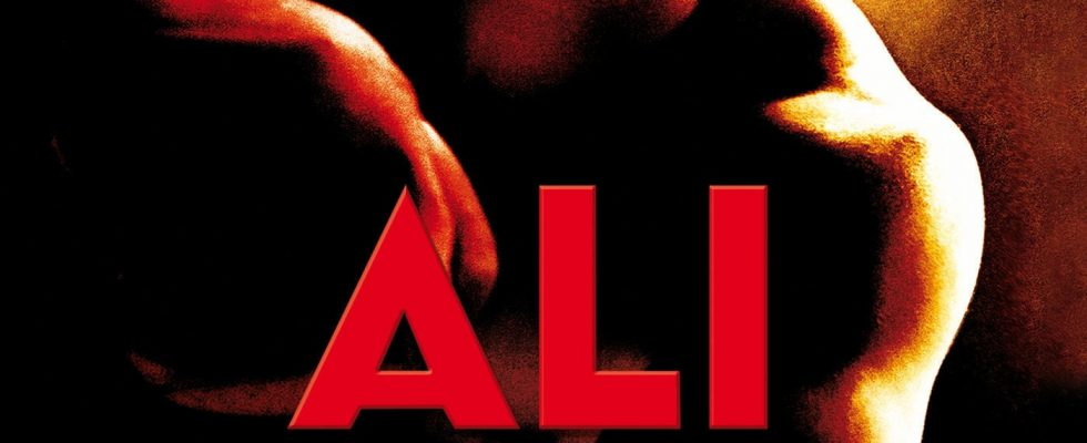 "Affiche du film ""Ali"""