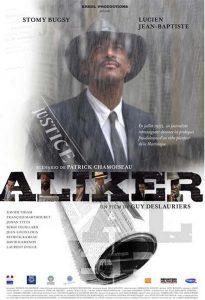 "Affiche du film ""Aliker"""