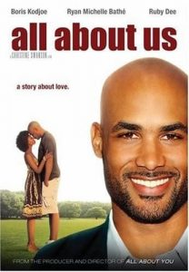 "Affiche du film ""All About Us"""