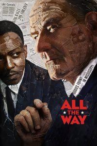 "Affiche du film ""All the Way"""