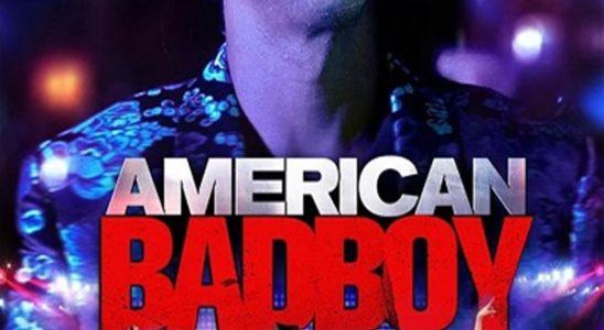 """Affiche du film """"American Bad Boy"""""""