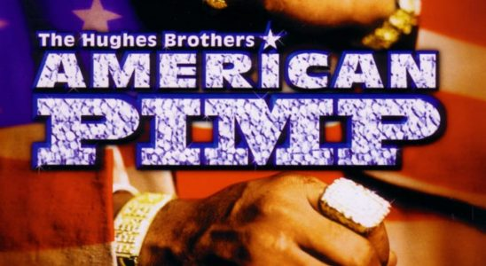 """Affiche du film """"American Pimp"""""""
