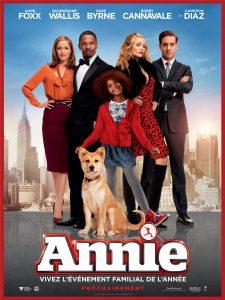 """Affiche du film """"Annie"""""""