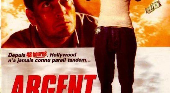"""Affiche du film """"Argent comptant"""""""