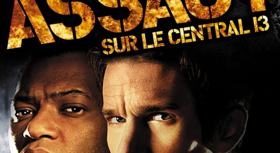 "Affiche du film ""Assaut sur le central 13"""