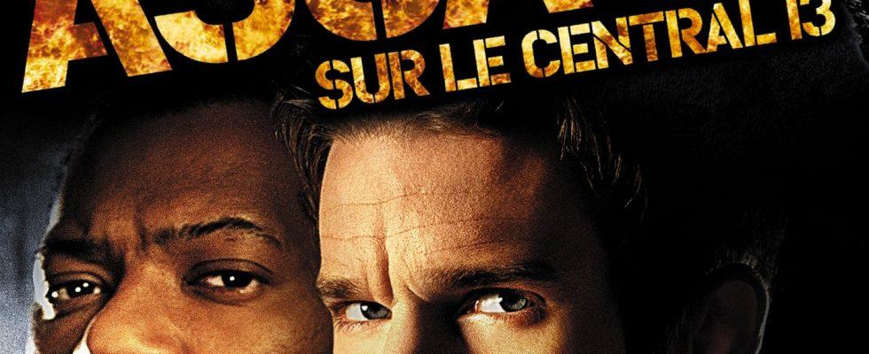 """Affiche du film """"Assaut sur le central 13"""""""