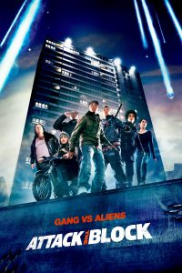 "Affiche du film ""Attack the Block"""