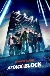 """Affiche du film """"Attack the Block"""""""