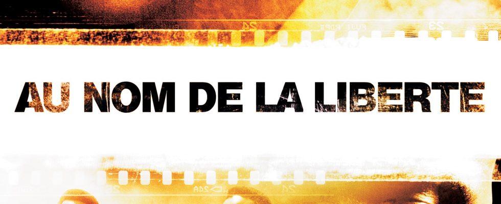 """Affiche du film """"Au nom de la liberté"""""""