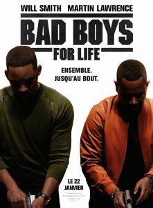 """Affiche du film """"Bad Boys for Life"""""""