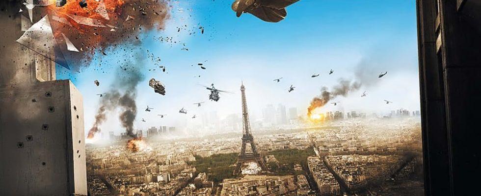 """Affiche du film """"Banlieue 13 : Ultimatum"""""""