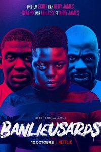 "Affiche du film ""Banlieusards"""
