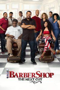 "Affiche du film ""Barbershop: The Next Cut"""