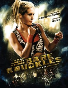 "Affiche du film ""Bare Knuckles"""