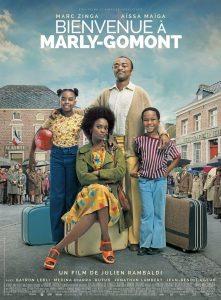 "Affiche du film ""Bienvenue À Marly-Gomont"""