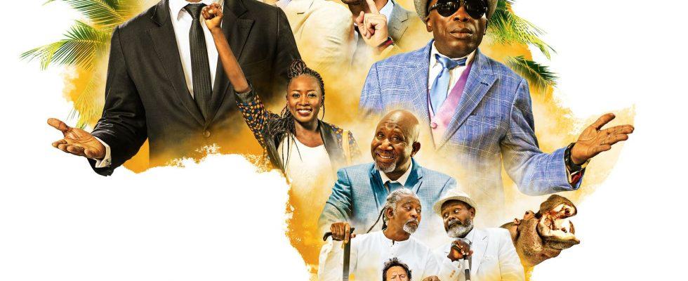 "Affiche du film ""Bienvenue au Gondwana"""
