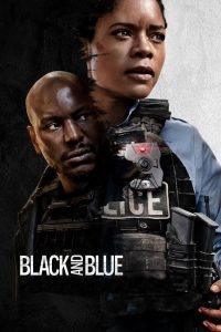 "Affiche du film ""Black and Blue"""