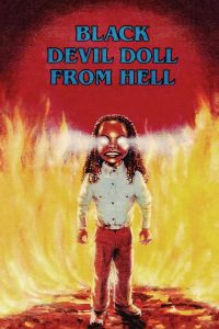 "Affiche du film ""Black Devil Doll from Hell"""