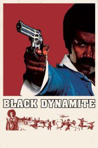 "Affiche du film ""Black Dynamite"""