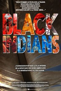 "Affiche du film ""Black Indians"""