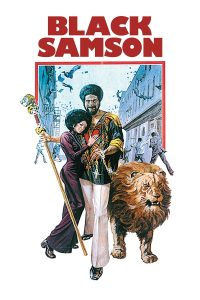 "Affiche du film ""Black Samson"""