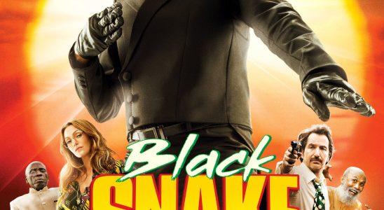 """Affiche du film """"Black Snake, la légende du serpent noir"""""""
