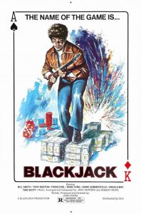 "Affiche du film ""Blackjack"""