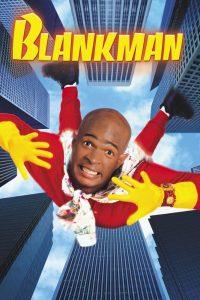 """Affiche du film """"Blankman"""""""