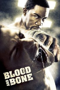 "Affiche du film ""Blood and Bone"""