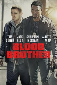 "Affiche du film ""Blood Brother"""