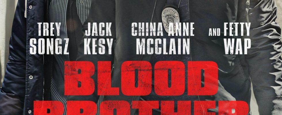 """Affiche du film """"Blood Brother"""""""