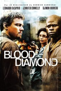 "Affiche du film ""Blood Diamond"""
