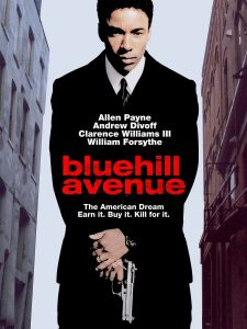 "Affiche du film ""Blue Hill Avenue"""