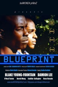 "Affiche du film ""Blueprint"""