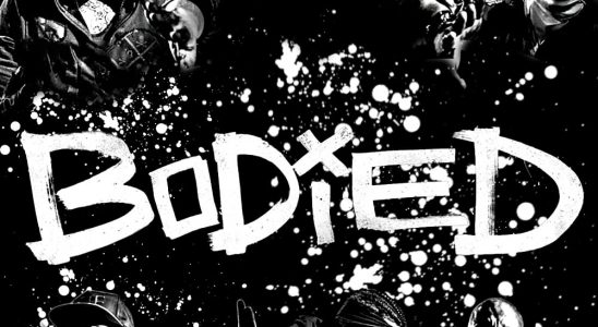 "Affiche du film ""Bodied"""