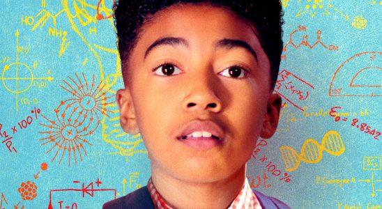 """Affiche du film """"Boy Genius"""""""