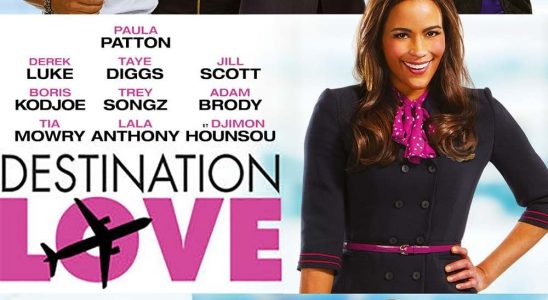 "Affiche du film ""Destination Love"""