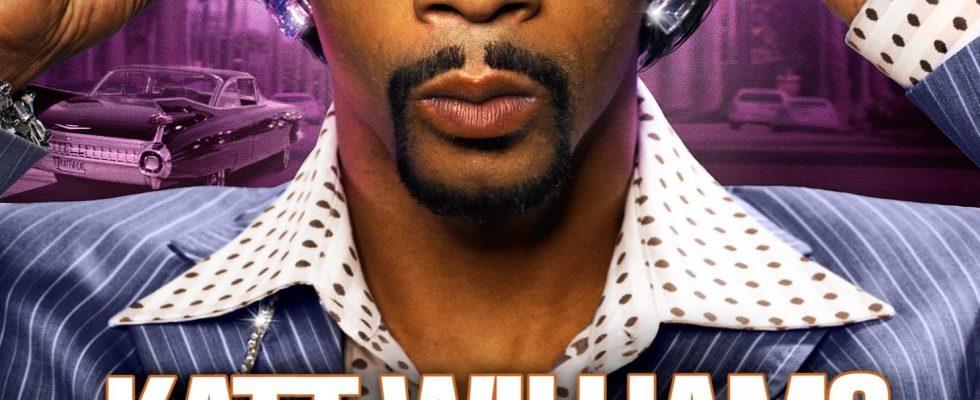 "Affiche du film ""Katt Williams: American Hustle"""