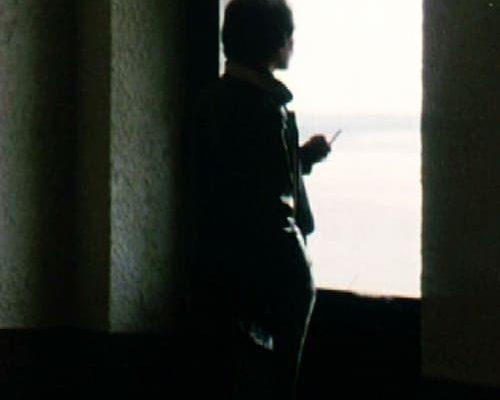 """Affiche du film """"L'homme atlantique"""""""