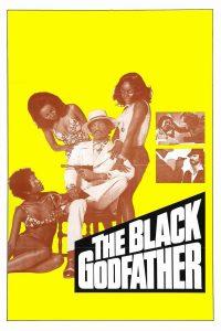 """Affiche du film """"Le Parrain noir de Harlem"""""""