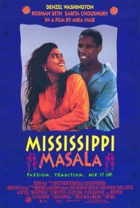 """Affiche du film """"Mississippi Masala"""""""